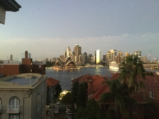 Sydney Early Morning